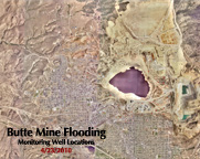 Butte Mine Flooding 4/18/10