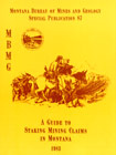 A Guide to Staking Mining Claims in Montana