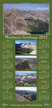 2012 calendar - Beaverhead Range